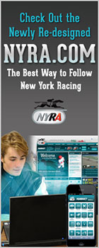 Visit the new NYRA web site